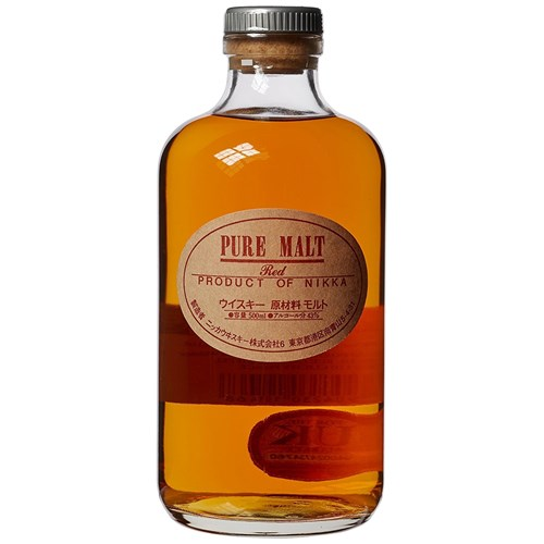 Nikka Pure Malt Red - Whisky 53° (50cl)