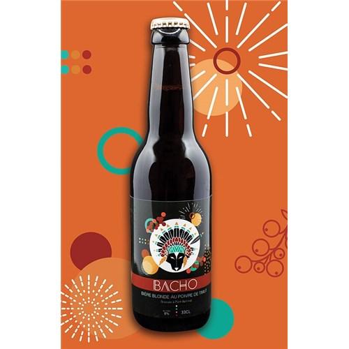Blonde Pale Ale au Poivre de Timut - Bacho Brewery 5° 33 cl