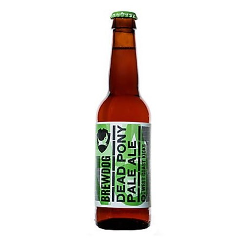 Brewdog DEAD PONY Pale Ale 3.8 ° 33cl