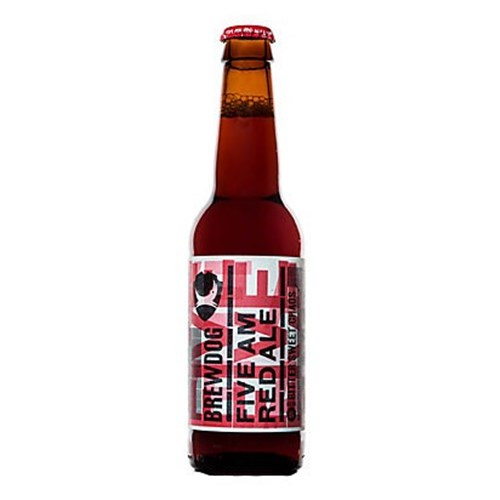Brewdog Five AM Red Ale 5 ° 33cl