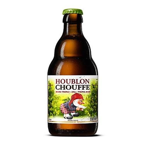 La Chouffe Blonde hops IPA 9 ° 33cl
