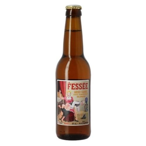 Féssée beer blonde 7.2 ° 33 cl