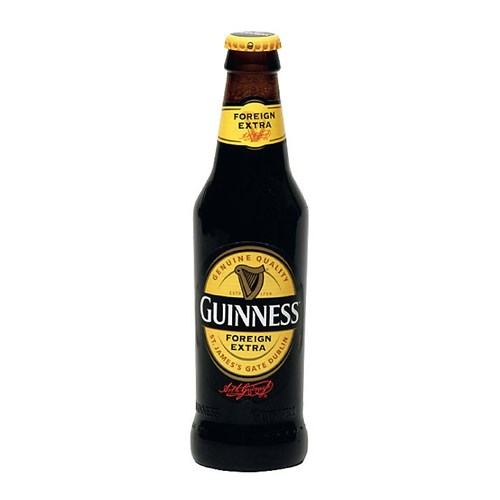 Guinness beer brewed 7.5 ° 33 cl