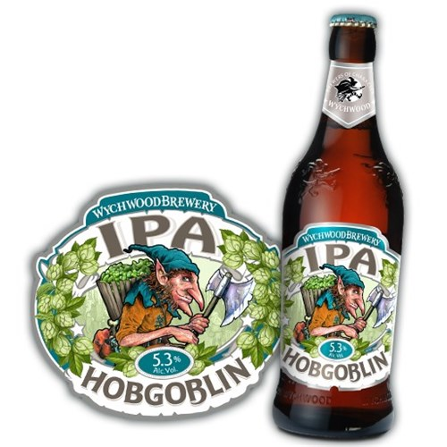 Hobgoblin IPA - Marston's - 5.3 ° 50cl 6b11bd6ba9341f0271941e7df664d056