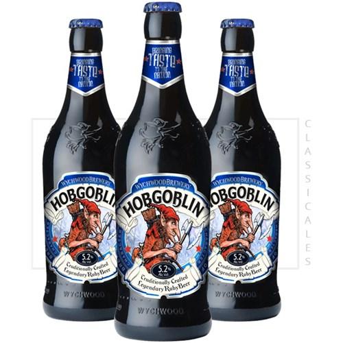Hobgoblin - Marston's - 5.2 ° 50cl 6b11bd6ba9341f0271941e7df664d056