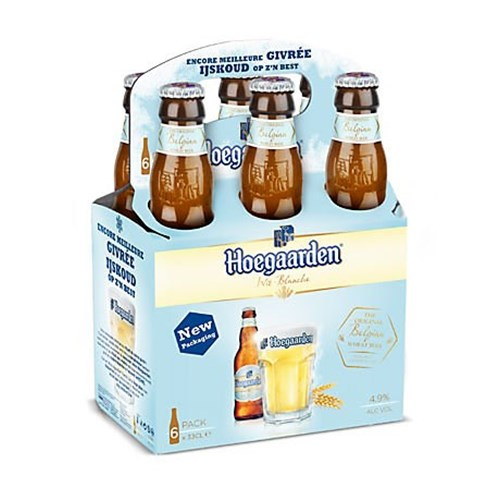 Hoegaarden white 33 cl