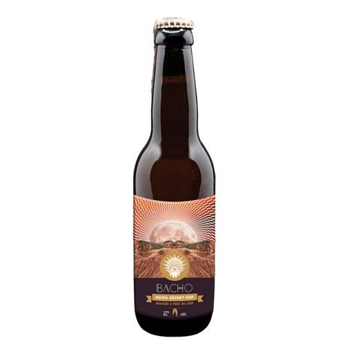 NEIPA Secret Hop - Bacho Brewery 8.5° 33 cl