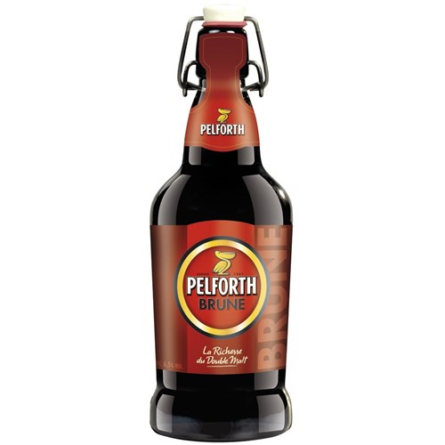 Pelforth brown 6.5 ° 65 cl