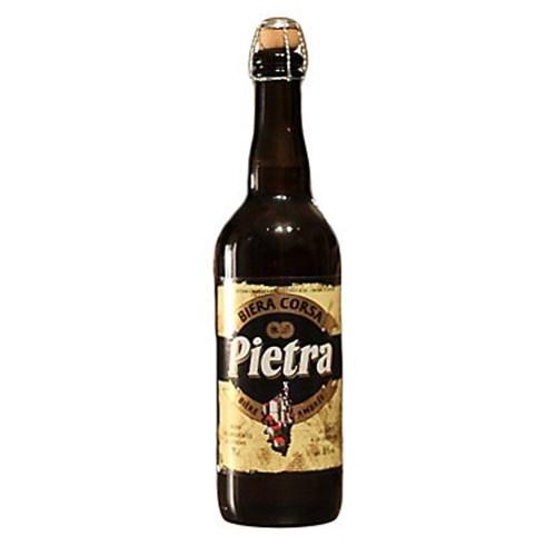 Pietra ambrée 6 ° 75 cl, beer Corsica