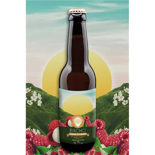 Spring is coming - Bacho Brewery 8° 33 cl