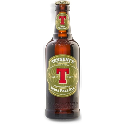 Tennent's IPA 6.2° 33 cl