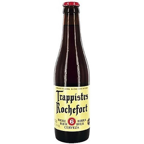 Trappists Rochefort 6 7.5 ° 33 cl