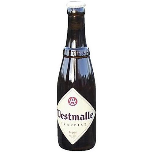 Westmalle tripel 9.5 ° 33 cl