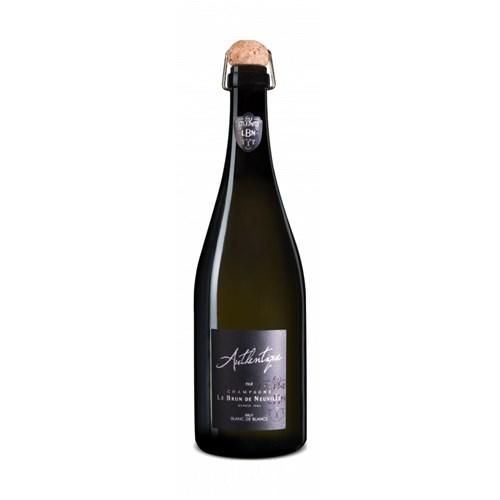 Authentique Blanc de Blancs - Champagne Le Brun de Neuville