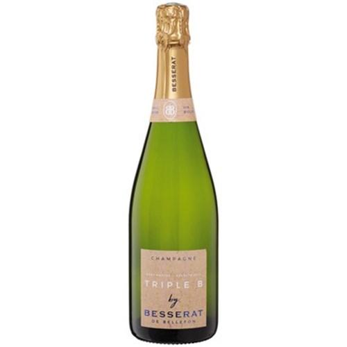 Champagne brut Nature Besserat de Bellefon Triple B 75cl 6b11bd6ba9341f0271941e7df664d056