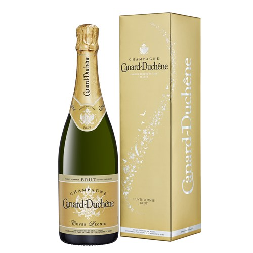 Cuvée Léonie Brut with Case - Champagne Canard Duchêne
