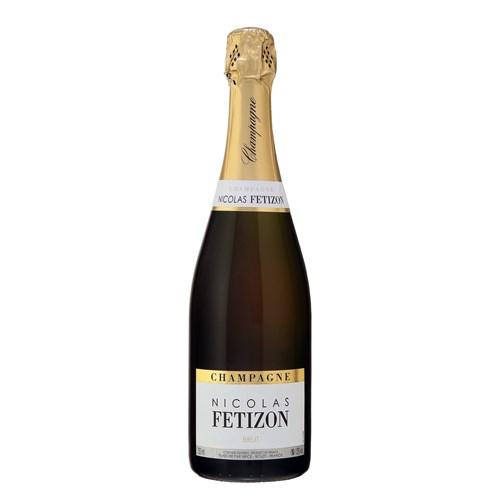 Nicolas Fétizon Brut Champagne 6b11bd6ba9341f0271941e7df664d056