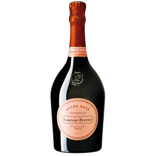 Champagne raw rose Laurent Perrier 75 cl