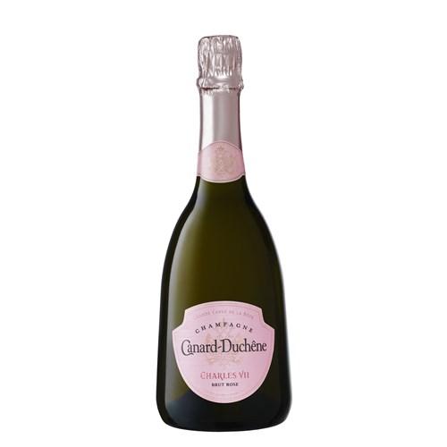 Grande Cuvée of the Rose Charles VII - Champagne Canard Duchêne