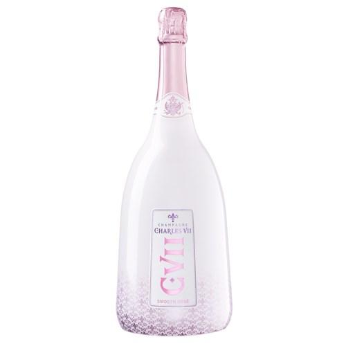 Magnum Charles VII Smooth Rosé - Champagne Canard Duchene