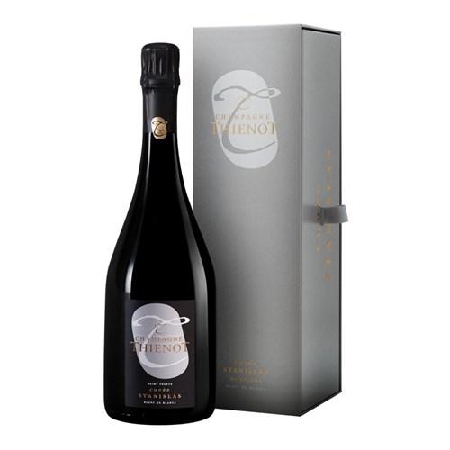 Cuvée Stanislas Coffret - Blanc de Blancs Millésimé - Champagne Thiénot