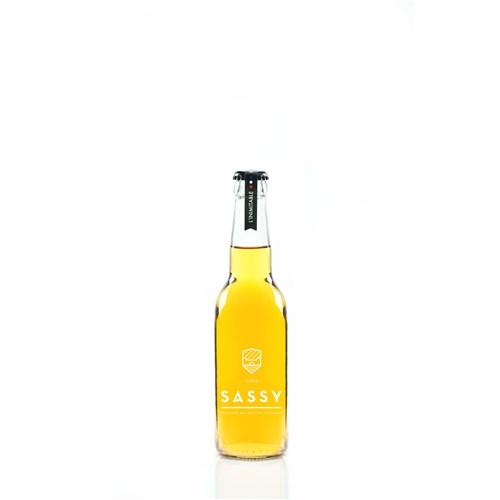 L'Inimitable - Sassy - Raw Cider 5.2 ° 33 cl