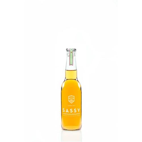 The Angelica - Sassy - Cider Bio Brut 4 ° 33 cl