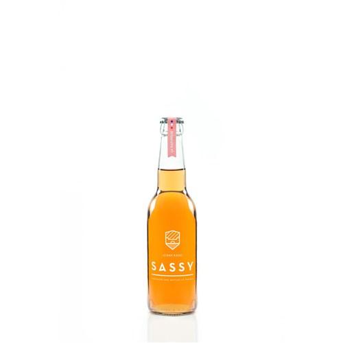 The Sulfur Sassy - Cider Rosé 3 ° 33 cl