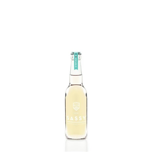 Le Vertueux - Sassy - Organic Cider 2.5 ° 33 cl