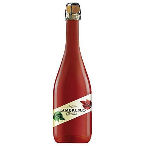 Lambrusco Dell 'Emilia Amabile IGT rosé