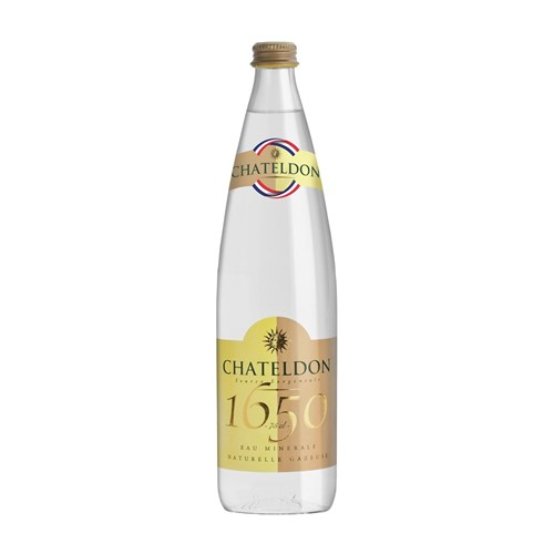 Natural mineral water 75 cl Châteldon