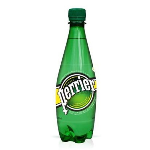 Sparkling natural mineral water 50 cl PET Perrier