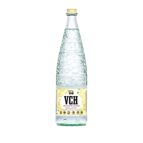 Sparkling natural mineral water VCH Barcelona 1L VP