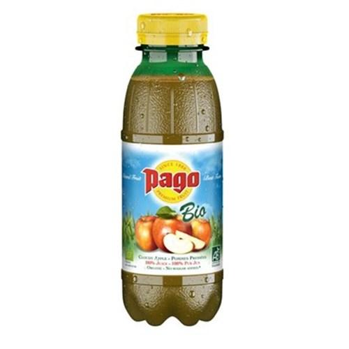 Fruit juice Pago Organic pressed apples 33 cl 6b11bd6ba9341f0271941e7df664d056