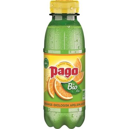 Jus de fruits Pago Oranges Bio 33 cl