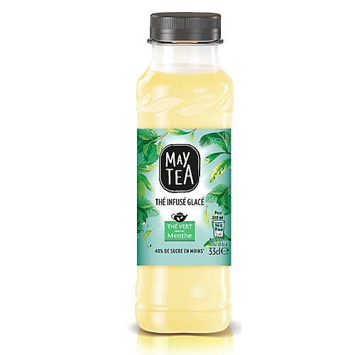 May Tea Mint 33cl (pack of 12)