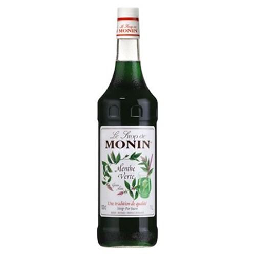 Mint syrup - Monin 100 cl 6b11bd6ba9341f0271941e7df664d056
