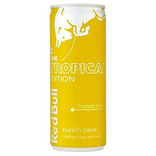 Red Bull Tropical box 25 cl