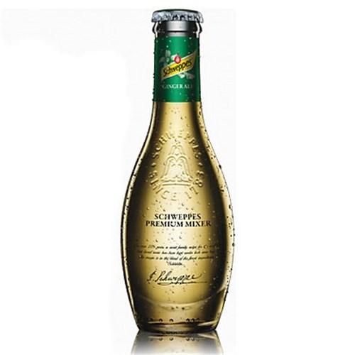 Schweppes heritage ginger ale