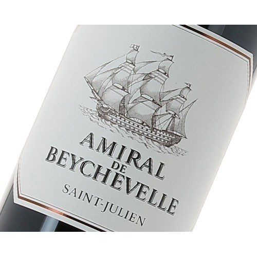 Amiral de Beychevelle - Château Beychevelle - Saint-Julien 2018