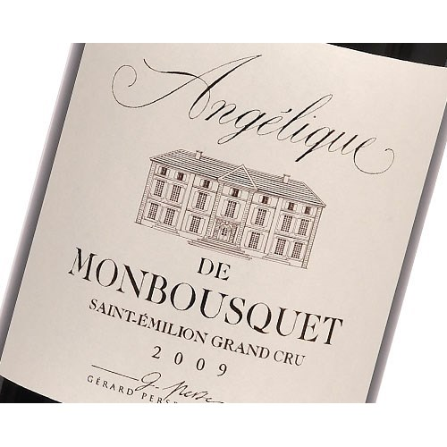 Angélique of Monbousquet - Saint-Emilion Grand Cru 2013