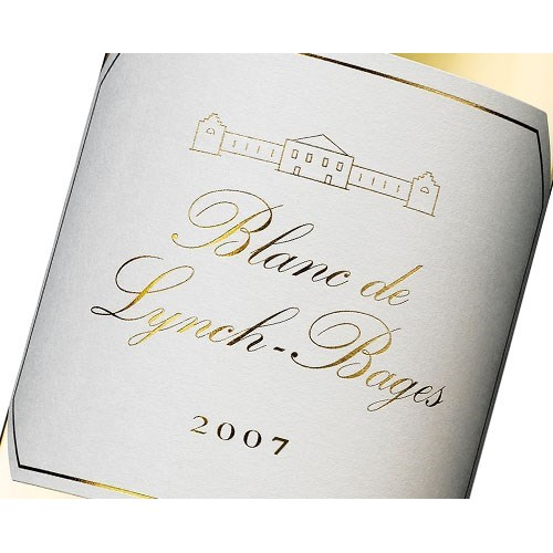 Blanc de Lynch Bages - Bordeaux 2016