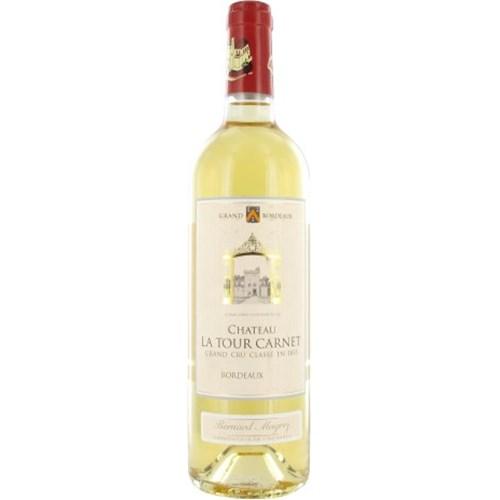 Blanc de La Tour Carnet - Château La Tour Carnet - Bordeaux 2017 b5952cb1c3ab96cb3c8c63cfb3dccaca