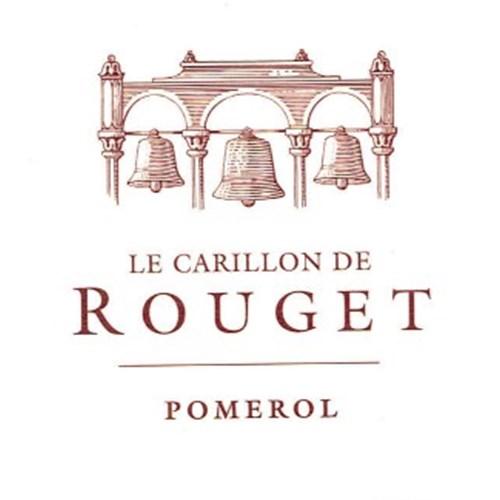 Le Carillon de Rouget - Château Rouget - Pomerol 2015 6b11bd6ba9341f0271941e7df664d056