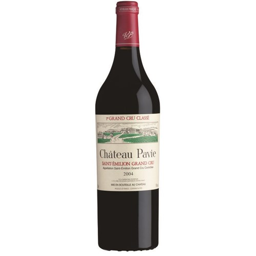 Castle Pavie - Saint-Emilion Grand Cru 2002