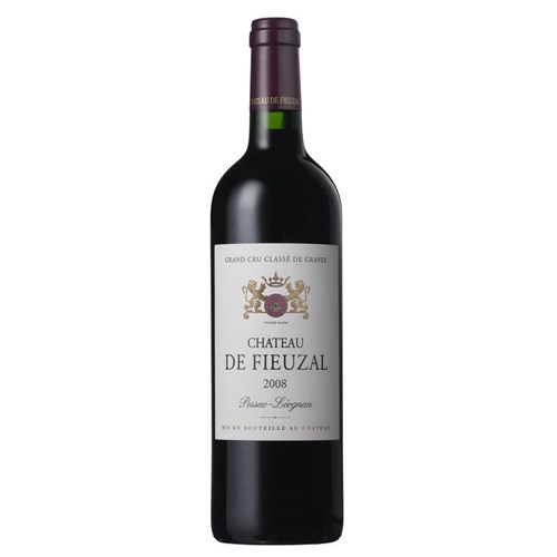 Castle of Fieuzal - Pessac-Léognan red 2014