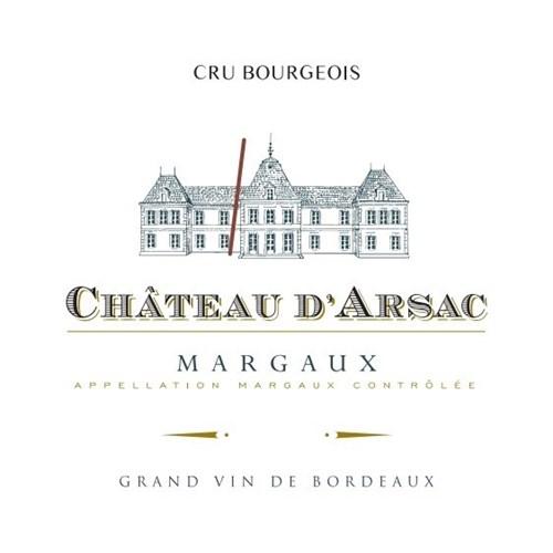 Château d'Arsac - Margaux 2018