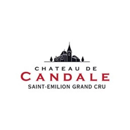 Château de Candale - Saint-Emilion Grand Cru 2017 6b11bd6ba9341f0271941e7df664d056