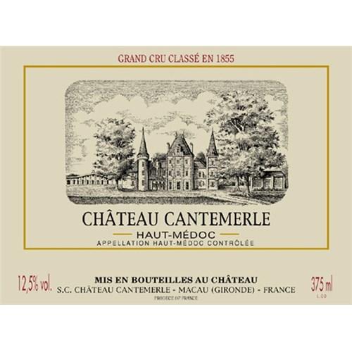Château Cantemerle - Haut-Médoc 1989 6b11bd6ba9341f0271941e7df664d056