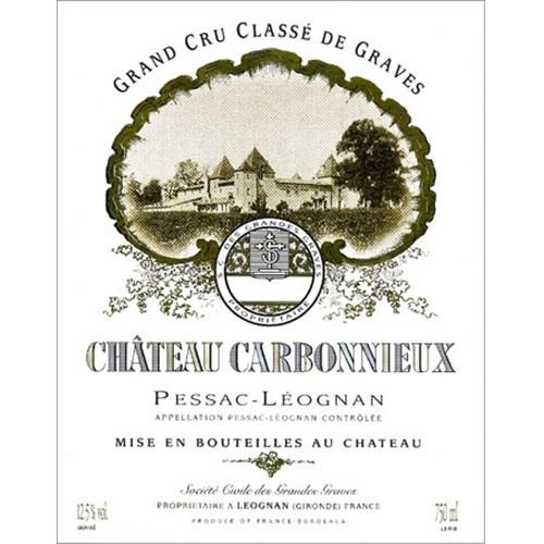 Château Carbonnieux blanc - Pessac-Léognan 2019